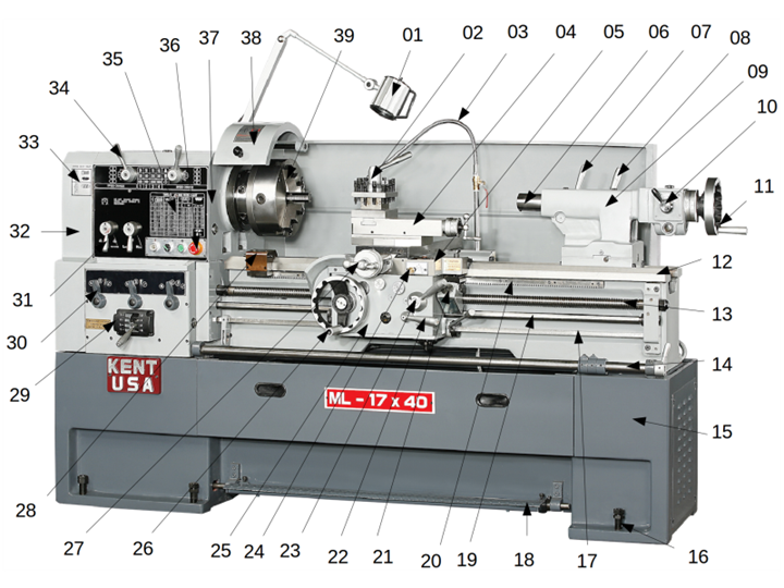 RAN-100: Intro to Manual Lathe