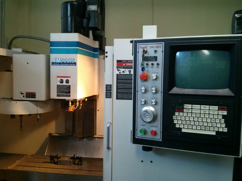 CANCELLED: RAN-100: : Intro to CNC Mill