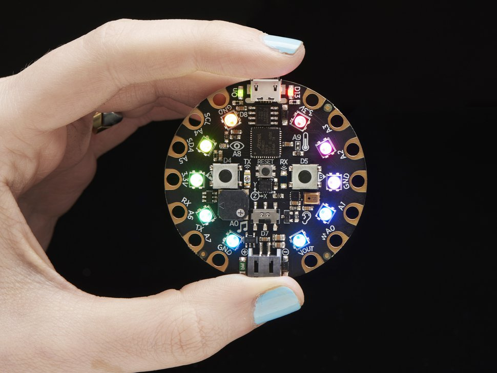 CANCELLED: RAN-Meetup: : Preview Circuit Playground Express