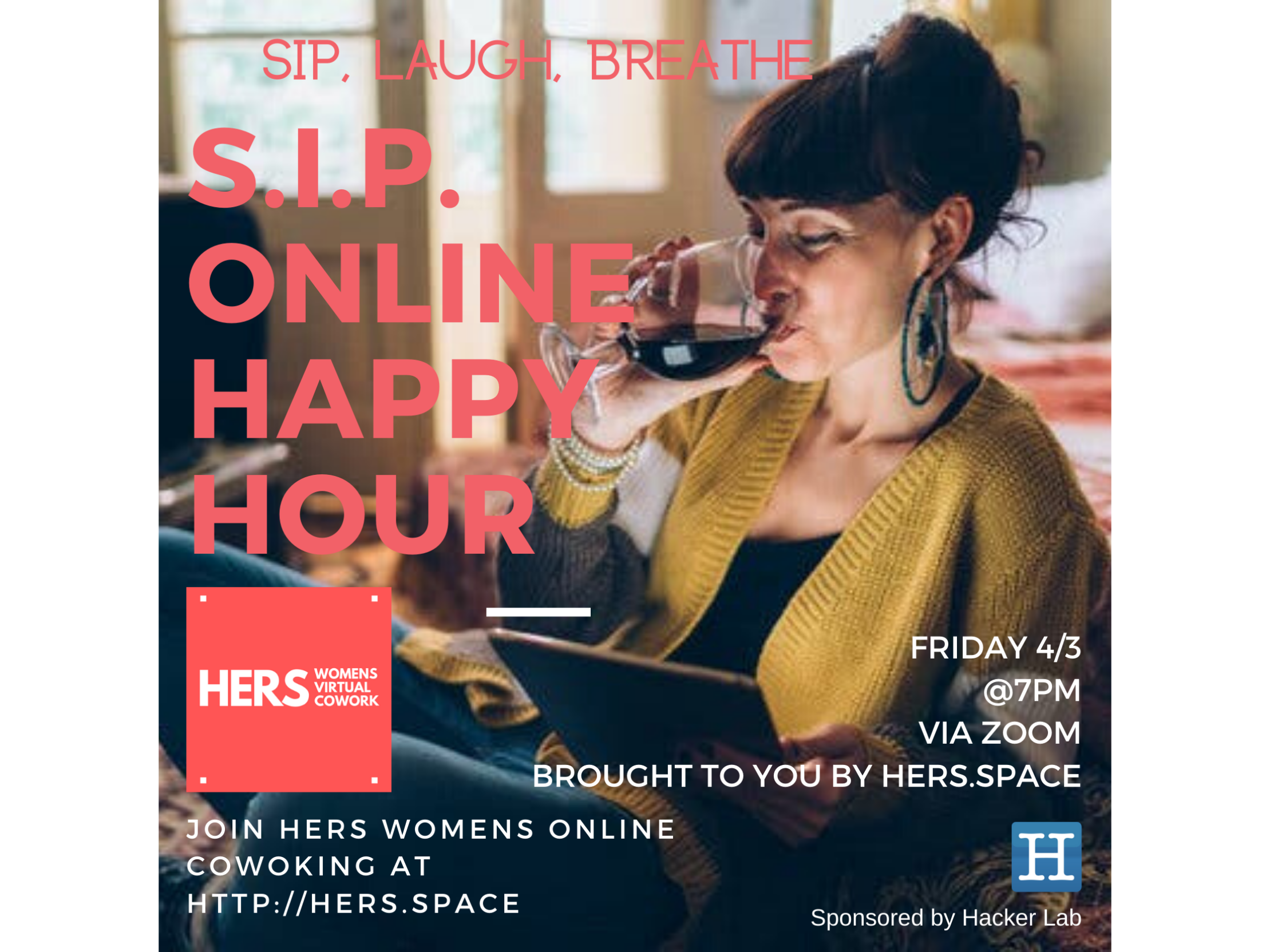 S.I.P. Womens Happy Hour