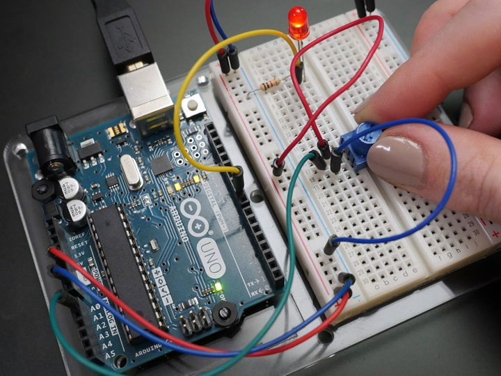 CANCELLED: RAN-100: : Arduino and DiY Electronics: An Intro Class